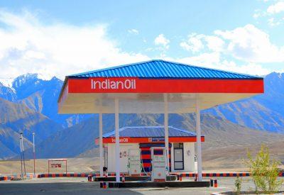 Leh Petrol Pump