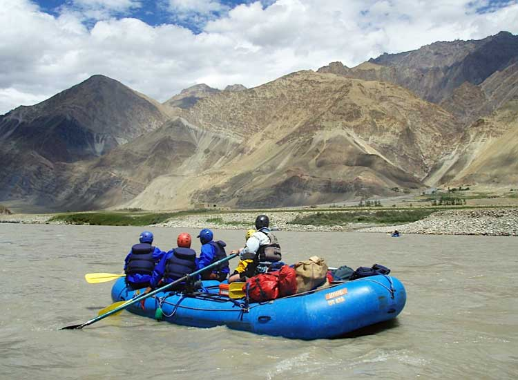 River-rafting-in- Ladakh
