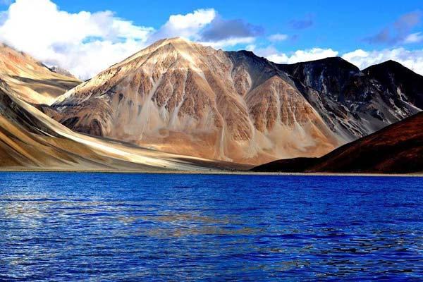 Pangong-Tso-Lake