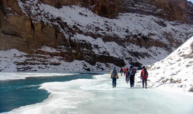 Zanskar-river