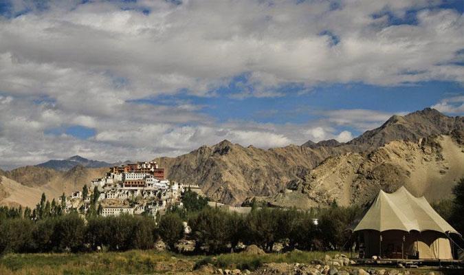 Lamayaru-monastery